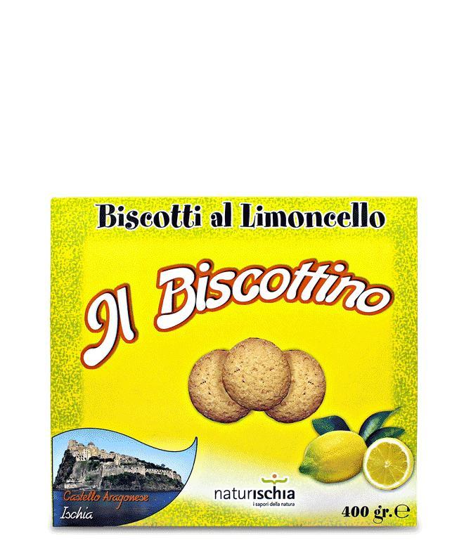 """Biscotti al limone """"Il Biscottino"""" - Dolcezze"""