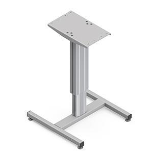 Tischuntergestell SM - Ein Kraftpaket bei Untergestellen mit vier Beinen