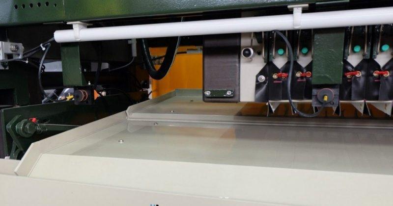 Rubberized filter press - The rubberized filter press - Maximum corrosion protection