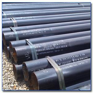 Carbon Steel ASTM A333 GR 6 Seamless IBR Pipes