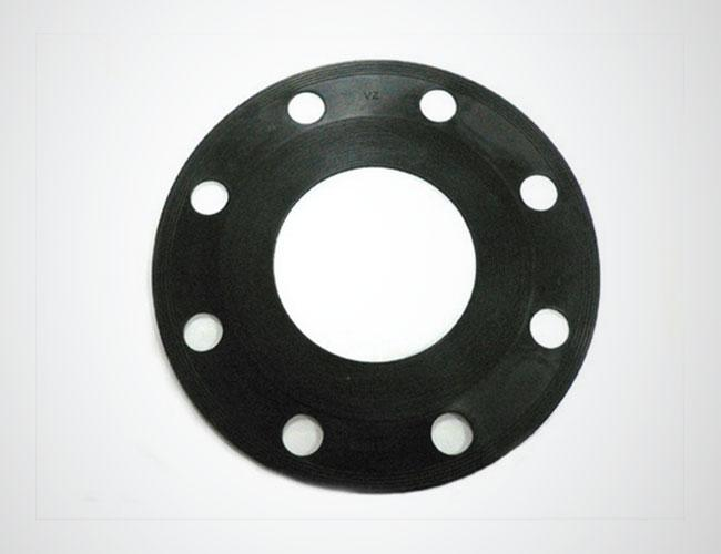 Rubber gaskets in EPDM - Gasket made from solid EPDM rubber
