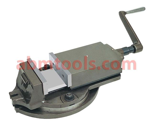 Milling Machine Vice - Swivel Base - Low base design for use on drilling, Milling and Shaping Machine.