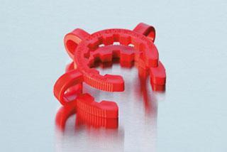 assortiment de pinces plastique pour rodage conique DURAN - KECK