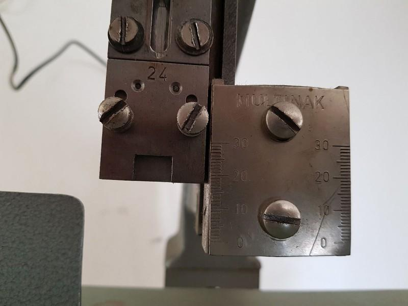 Nagel Multinak Citonak - Used Machine