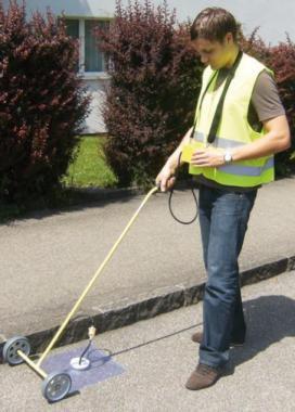 Détection de fuites par gaz traceur  - Gasena 5