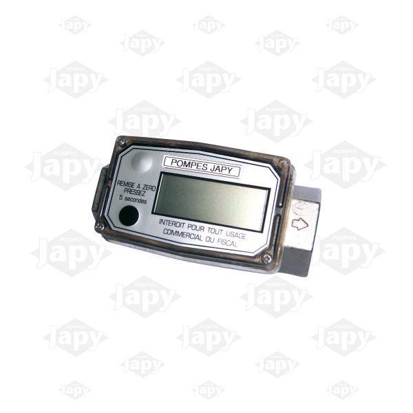 Contador/Caudalímetro Calibrable De Turbina Atex - Contadores Electrónicos