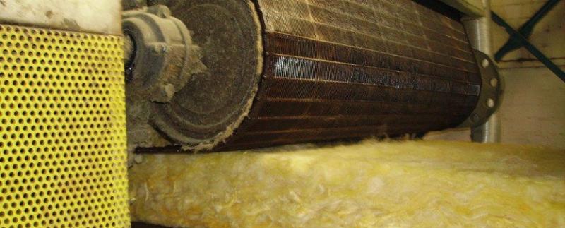 Grilles & Tapis Transporteur Métalliques - TEMA Equipements SAS- Grilles a Fentes et Grilles a Fissures-61
