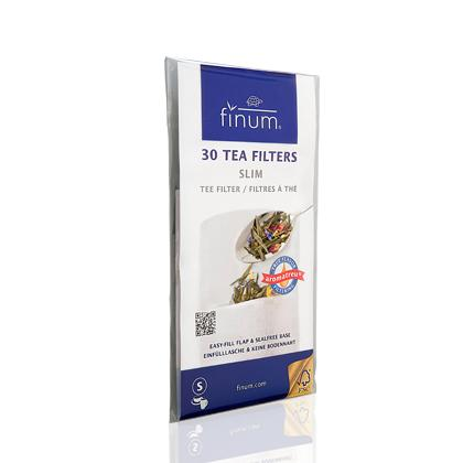 Tea Filters  - True flavor filters from FSC-certified, biodegradable