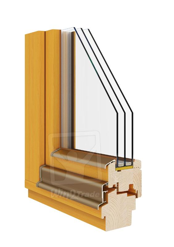Eco Soft-line (Fenster Holz 68|78|92) - null