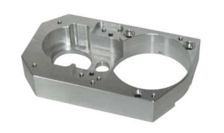 MILLED PARTS - MILLED oR WATER CUT PARTS