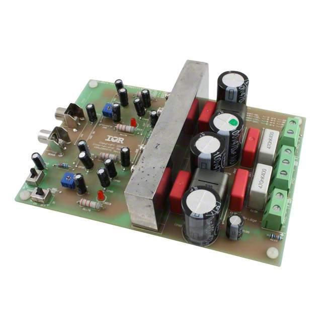 BOARD REF DESIGN 2CH AUDIO AMP - Infineon Technologies IRAUDAMP7S