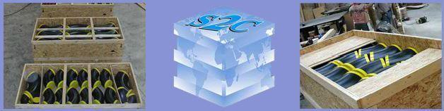 Emballage suivant spécifications techniques SEILA - Prestation d'emballage pour expéditions