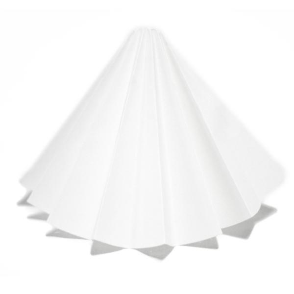 Filtre papier plissé 1,6l - null