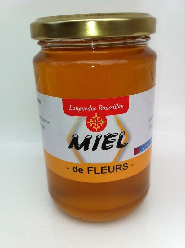 Miel de Fleurs 400g - Épicerie sucrée