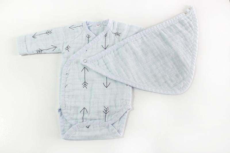 Baby Bodysuit - Bodysuit 100% cotton