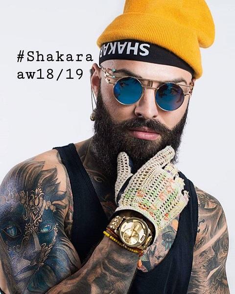 SHAKARA  - aw collection 2018