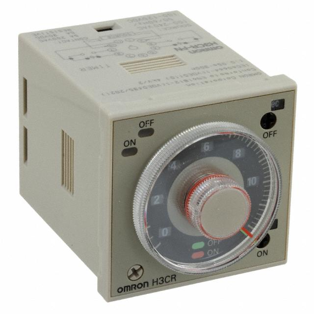 TIMER SS REPEAT CYCLE 11PIN - Omron Automation and Safety H3CR-FN AC100-240/DC100-125