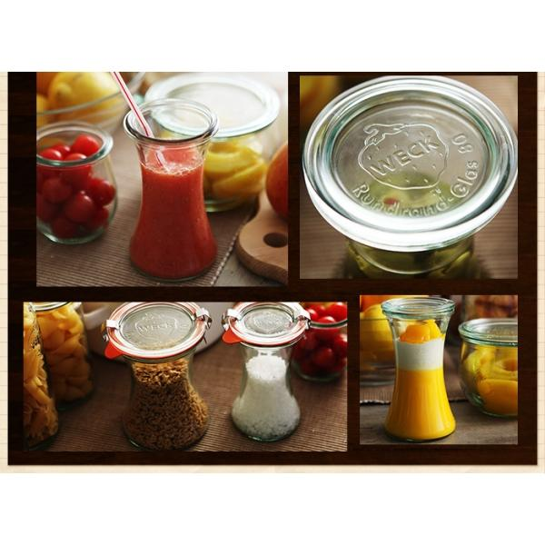 Jar reel with lid and seal - In 200 ml