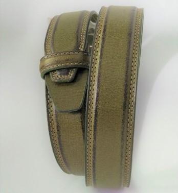 ceintures en cuir -