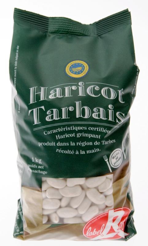 Haricot Tarbais 1 kg - Autres agroalimentaires