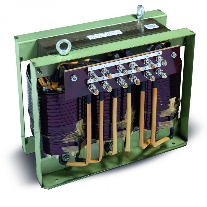 Dreiphasen Transformatoren - SPT80000