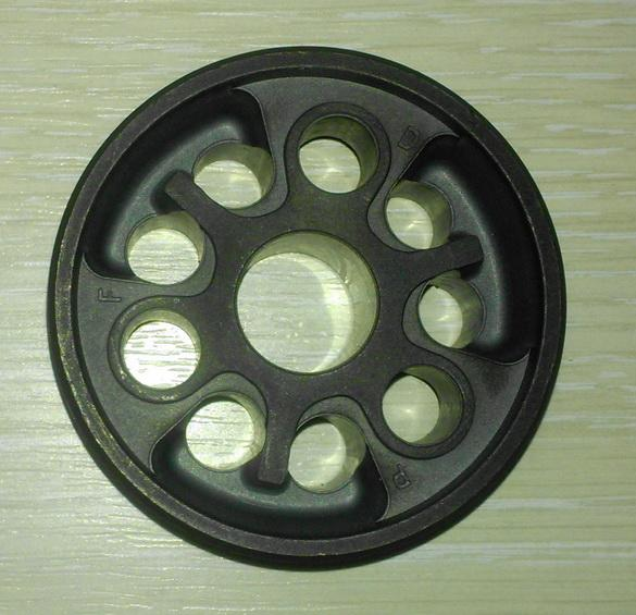 Sintered parts for shock absorbers - Powder Metallurgy Parts for shock absorbers manufacturing
