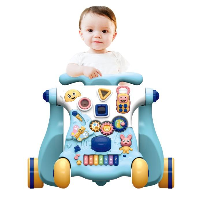 Top quality education intelligence plastic musical baby wal -  Education intelligence plastic musical baby walker