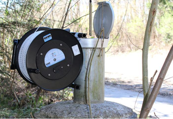 Sonda eléctrica modelo KLL-Light -