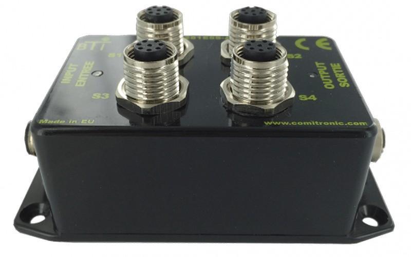 Contrôle la position de sécurité des portes/carters avec codage RFID - AMXR-S