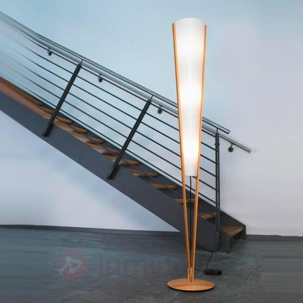 Lampadaire SEBA avec variateur d'intensité socle - Lampadaires design