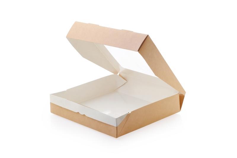 Tabox - Origami kraft box for take away