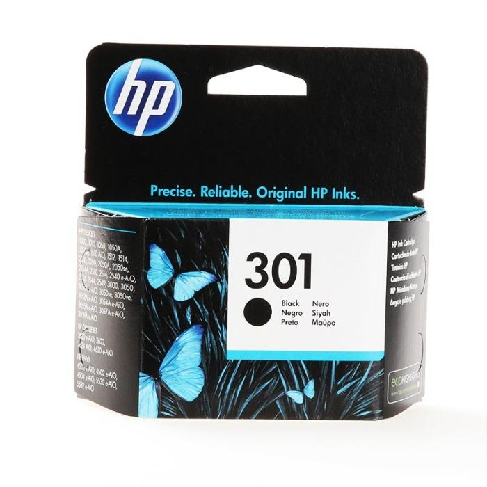 Orijinal HP 301 CH561EE Siyah Kartuş - HP kartus No. 301 siyah