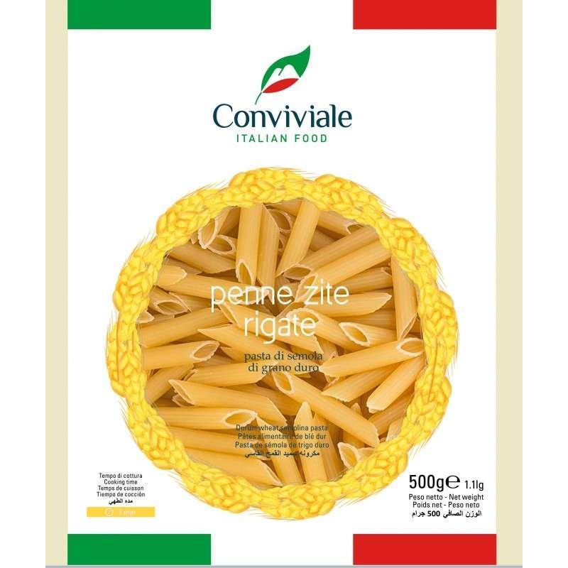 Pasta secca italiana - corta e lunga
