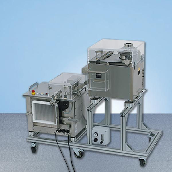 TANDEM - On-line PAT Tool for Tablet Characterization