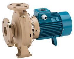 Pompes centrifuges avec une ou deux turbines - NM, NMS
