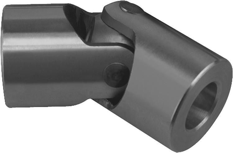 Universal joints single with plain bearing, DIN 808 - Cardan joints