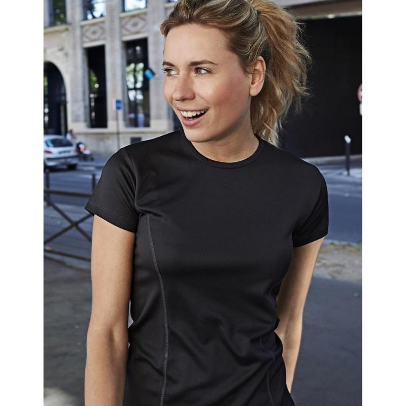 Tee-shirt femme Performance - Hauts manches courtes