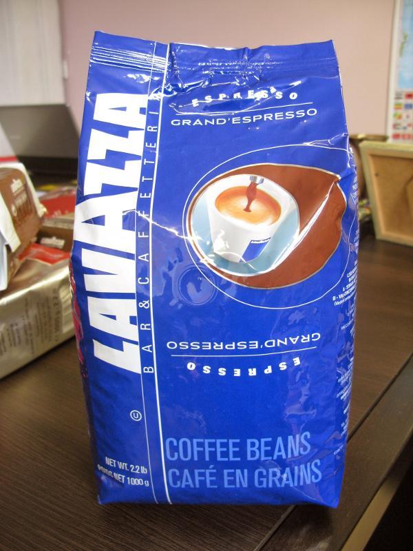 LAVAZZA GRAND ESPRESSO 1kg Coffee Beans - null