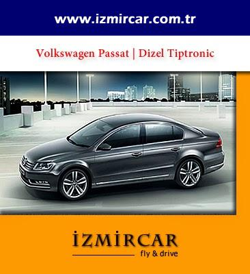 VW Passat Dizel Otomatik - İzmir Oto Kiralama | Araç Kiralama | İzmir Kiralık Araba