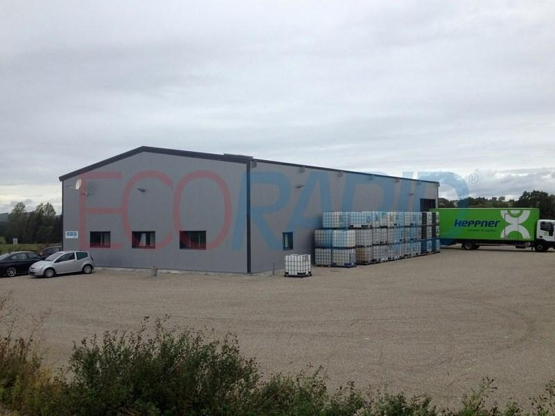 Hangar métallique modulaire ECORAPID