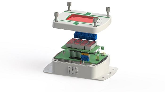Transmitator Temperatura cu Senzor  -