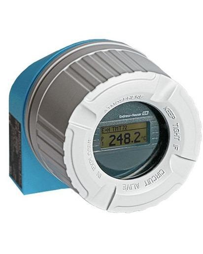 iTEMP TMT72 Transmisor de temperatura - Transformación de las señales del sensor en señales de salida estables