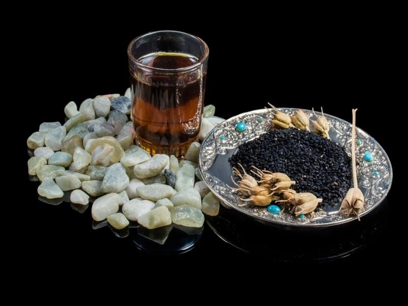 Nigella Sativa Oil  - Organic Certified Black Cumin Seed Oil