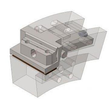 Système coupe-patte amorti  - RETROFIT