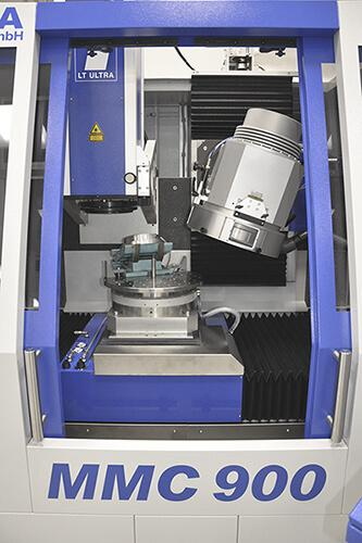 Imnterferoemter - for machines - Build-in device for machine tool