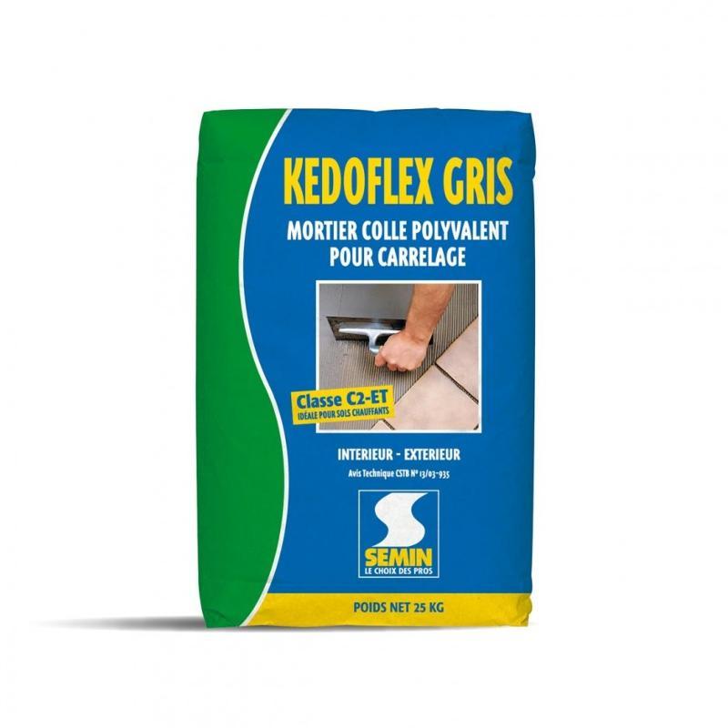 KEDOFLEX GRIS - Powder adhesives