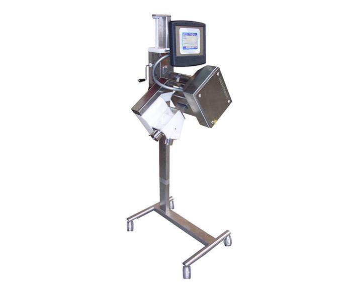 Mobile metal separator for inspection of tablets and - PHARMATRON 05 A