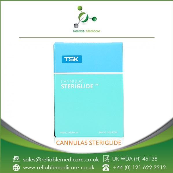 CANNULA STERIGLIDE - cannulae