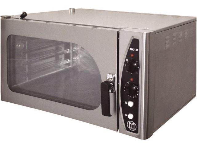 MKF-4P CONVECTION BAKERY OVEN - Electric Heated