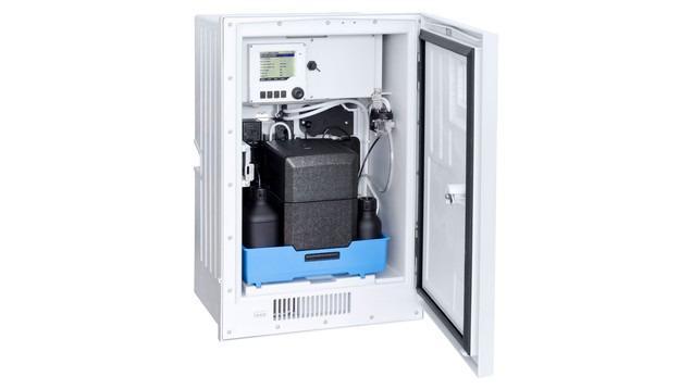 Analizador de amoníaco - CA80AM -